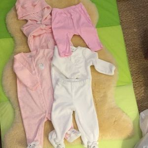 Carter's girl clothes size 6 months! Bundle price!